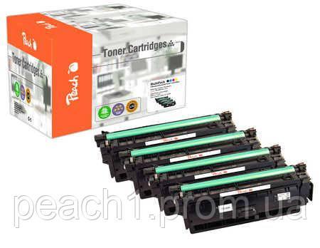 Набор лазерных картриджей (bk, c, m, y) Canon CRG-040H MultiPack
