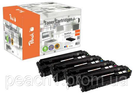 Набор лазерных картриджей (bk, c, m, y) Canon CRG-046 MultiPack