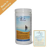 Всё-в-одном мульти-таблетки 200 гр Chemoform, 1 кг. Препарат медленного действия 3 в 1. Химия для бассейна