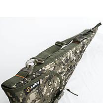 Чехол для полуавтоматического ружья LeRoy Compact (100 см) пиксель, фото 3