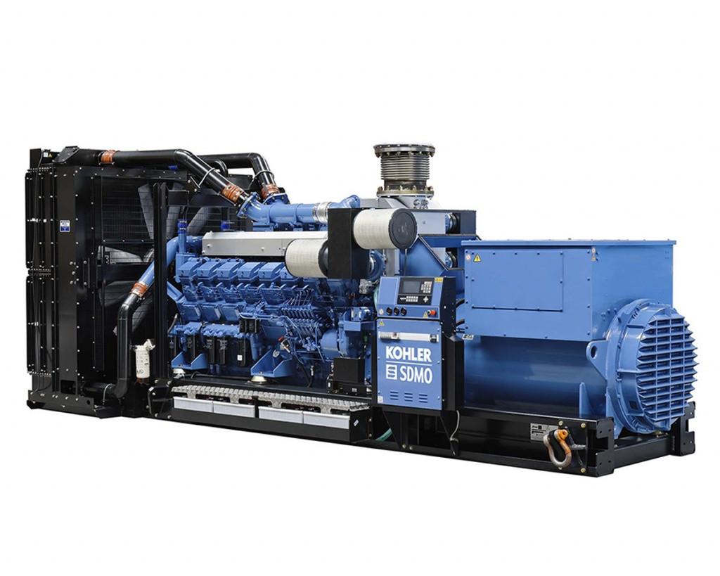 Трехфазный дизельный генератор SDMO T2200 (1760 кВт)