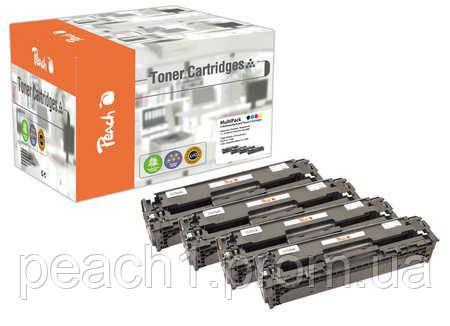 Набор лазерных картриджей (bk, c, m, y) HP No 304A MultiPack