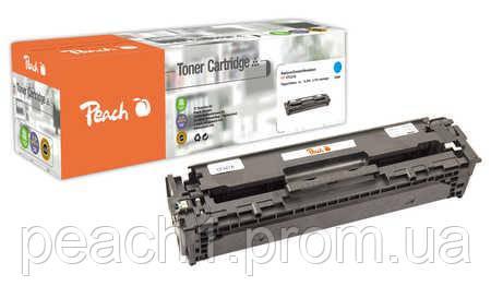 Лазерный картридж голубой (cyan) HP CF321A, HP653A