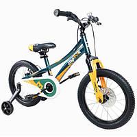 """Велосипед детский RoyalBaby Chipmunk EXPLORER 16"""", OFFICIAL UA, зеленый"""