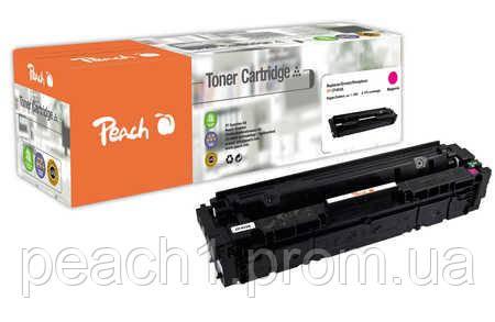 Лазерный картридж пурпурный (magenta) HP CF403A, No 201A