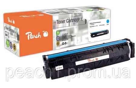 Лазерный картридж голубой (cyan) HP CF531A, No 205A