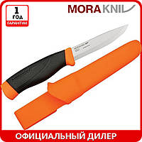 Нож Morakniv Companion HeavyDuty | туристический нож mora 12495 | мора Companion HeavyDuty | Made in Sweden