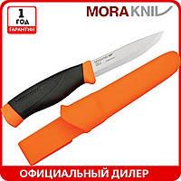 Нож Morakniv Companion HeavyDuty | туристический нож mora 12495 | мора Companion HeavyDuty | Made in Sweden