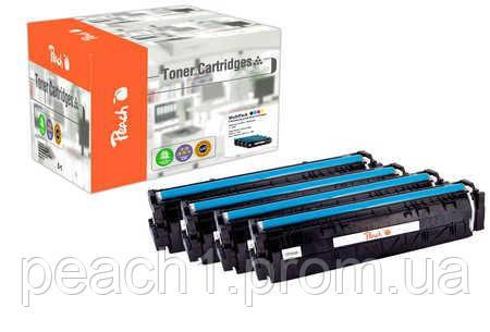 Набор лазерных картриджей (bk, c, m, y) HP No 203A MultiPack