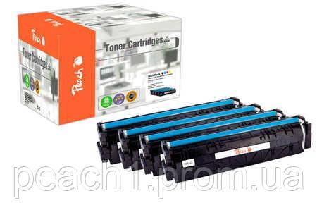 Набор лазерных картриджей (bk, c, m, y) HP No 203X MultiPack