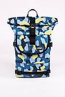 Вместительный городской рюкзак на 35 л b4 bloty camo