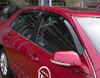 Дефлектор окон Honda Accord 2002-2008 Sedan