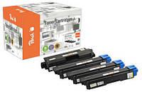 Набор лазерных картриджей (bk, c, m, y) Kyocera TK-580 MultiPack