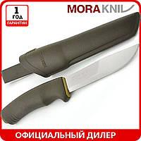 Нож Morakniv BushCraft Forest | туристический нож mora 11602 | мора BushCraft Forest 12493 | Made in Sweden