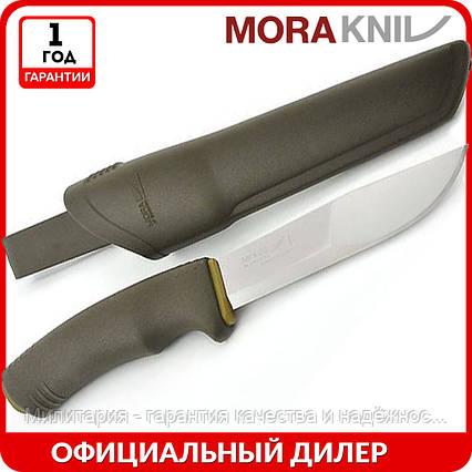 Нож Morakniv BushCraft Forest   туристический нож mora 11602   мора BushCraft Forest 12493   Made in Sweden, фото 2