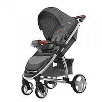 Детская прогулочная коляска CARRELLO Vista CRL-8505 Серый (CRL-8505 Steel Gray)