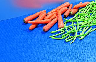 Транспортерна стрічка для транспортування фруктів та овочів