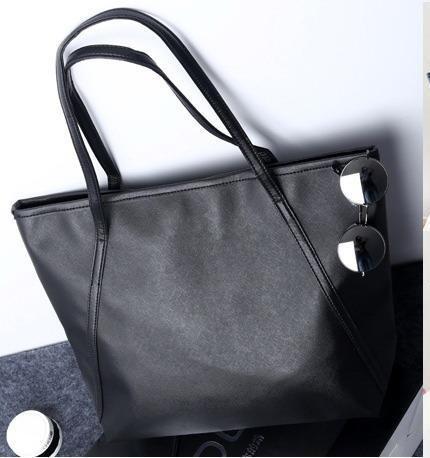 c92c54862c14 Повседневная стильная женская сумка ,черная - Интернет магазин