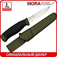Нож Morakniv Companion Heavy Duty   туристический нож mora 11746   мора Companion 12494   Made in Sweden