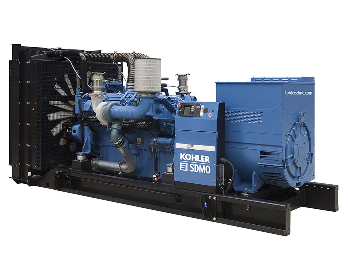Трехфазный дизельный генератор SDMO X1100C (880 кВт)
