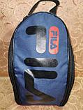 Сумка для обуви fila для через плечо спорт спортивные, фото 3