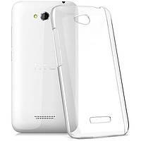 Чехол силиконовый Ультратонкий Epik для HTC Desire 616 Dual Sim D616W Прозрачный