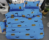 """Полуторный комплект постельного белья """"Бетмен """""""