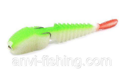 Поролоновая рыбка Levsha NN - 3D STREAM - WGr Fluo