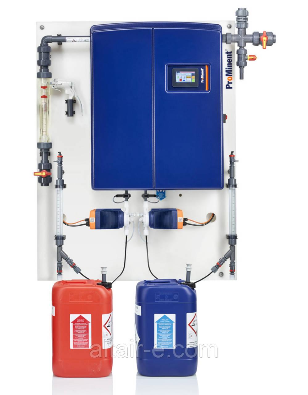 Установка для получения диоксида хлора 120 г/час  Bello Zon CDVd 120