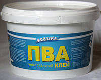 Клей ПВА Аkrilika 10 кг