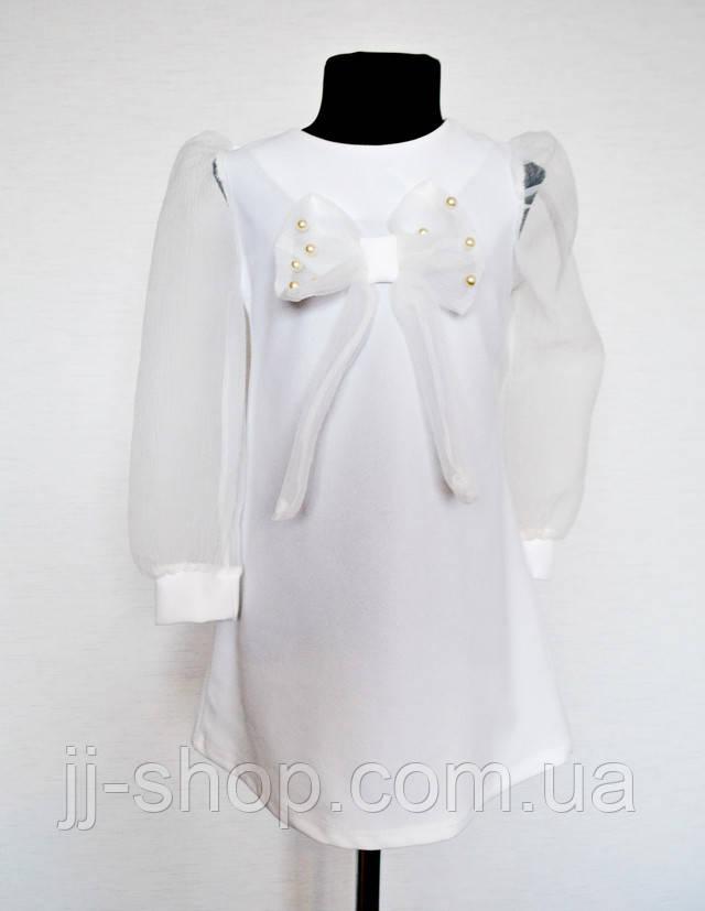 Нарядное детское платье для девочек