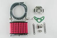 Радиатор масляный RIDE IT (красный)