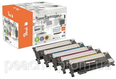 Набор лазерных картриджей 2xbk, c, m, y Samsung CLT-4092 MultiPack Plus