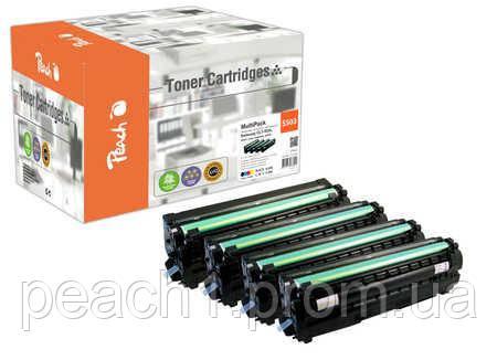 Набор лазерных картриджей (bk, c, m, y) Samsung CLT-503L MultiPack