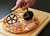 Нож для пиццы Велосипед желтый