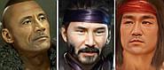 В Mortal Kombat 11 добавили Киану Ривза, Брюса Ли, Джеки Чана и других актеров — DeepFake