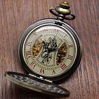 Карманные механические часы YISUYA №68