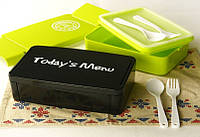 Ланч-бокс todays menu mini, фото 1