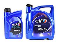 Масло автомобильное ELF EVOLUTION 700 STI 10W-40 1л.ACEA A3\B4 -