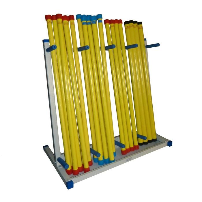 Стойка для гимнастических палок LecoSport