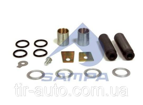 Ремонтный комплект колодки тормозной MERCEDES   MAN ( 30x102 ) ( SAMPA ) 010.600