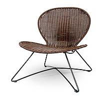 Крісло TROY коричневий (Halmar)