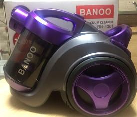 Пилосос контейнерний (без мішка) BANOO BN-4001 Потужність 2600W з регулятором потужності