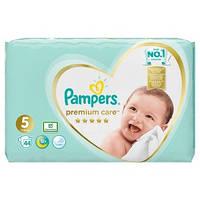 Pampers premium care 5(44шт)