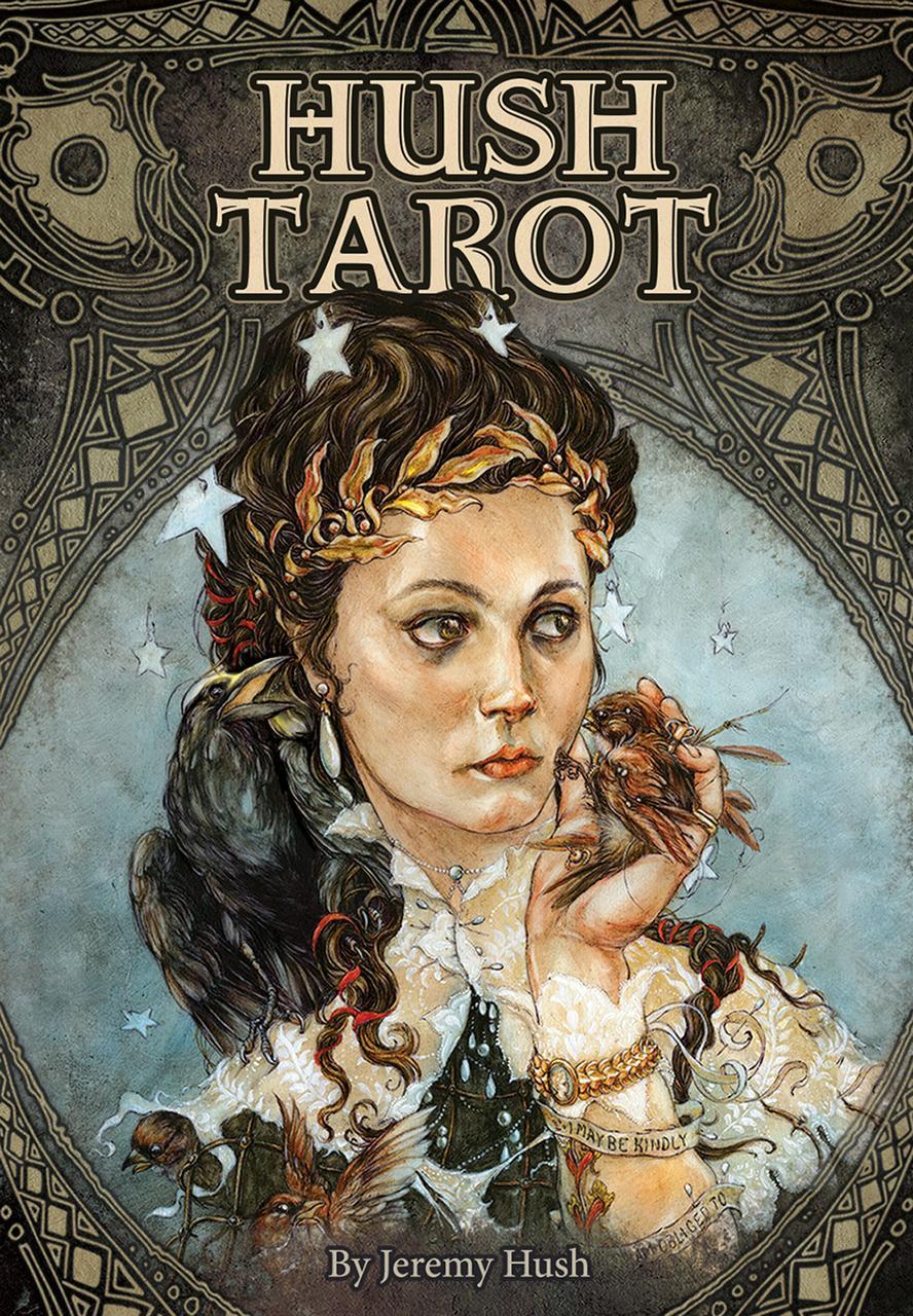 Hush Tarot/ Таро Тишины