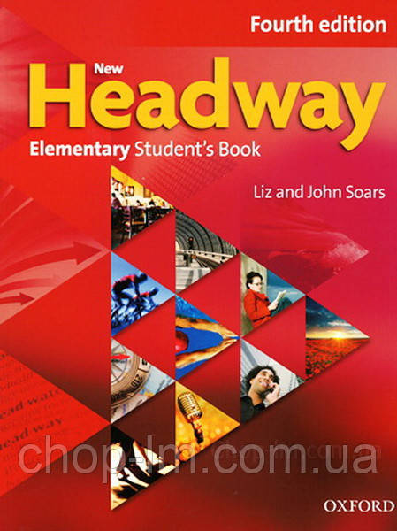 New Headway Elementary Fourth Edition Student's Book (учебник 4-е издание)