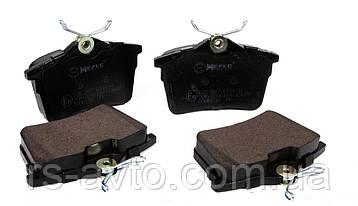 Колодки гальмівні (задні) Citroen Berlingo 08- 025 247 6516/W, фото 2