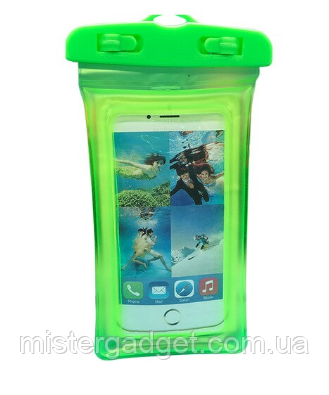 Водонепроницаемый чехол для смартфона Aquas ST-104