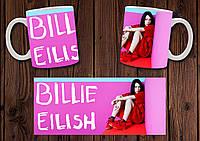 """Чашка """"Billie Eilish"""" / Кружка Билли Айлиш №1"""
