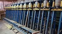 Гидравлический пресс-вайма б/у ПС-Астра-ПП вертикальный для производства клееного бруса, фото 1